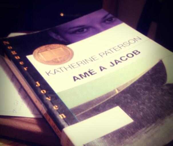 """Reseña: """"Amé a Jacob"""", por KatherinePaterson"""