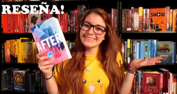 Booktuber colombiana.