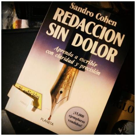 Redacción Sin Dolor por Sandro Cohen