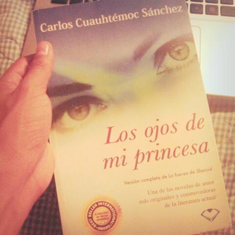 Reseña Los Ojos De Mi Princesa Por Carlos Cuauhtémoc Sánchez Oscartero