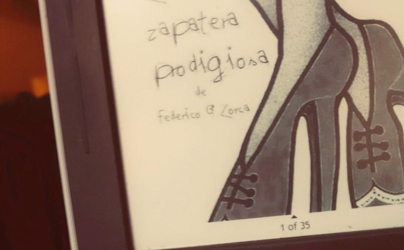"Reseña: ""La Zapatera Prodigiosa"" por Federico GarcíaLorca"