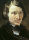 Nikolai Gógol (1809-1852) nació en Ucrania bajo el imperio zarista ruso. Fue escritor.