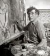Marc Chagall (1887-1985) fue pintor, grabador y diseñador francés.