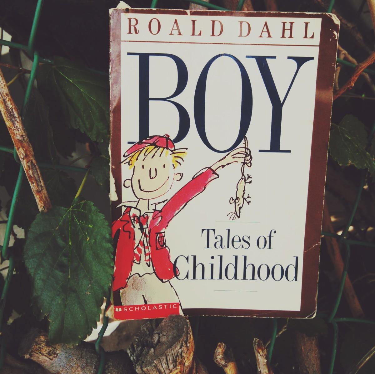 """Reseña: """"Boy (Relatos de la Infancia)"""" por Roald Dahl"""