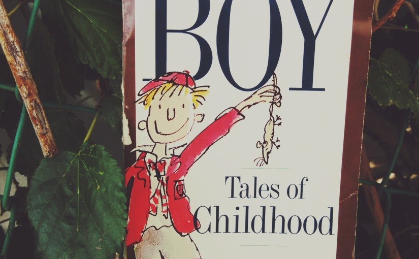 "Reseña: ""Boy (Relatos de la Infancia)"" por RoaldDahl"