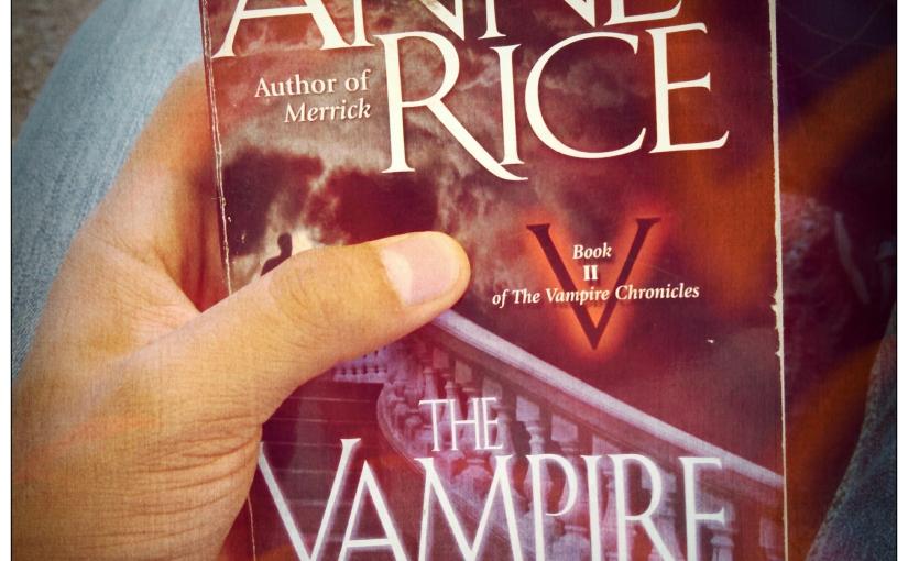 """Reseña: """"Lestat el vampiro"""" por AnneRice"""