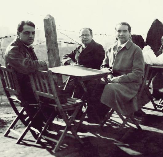 ¿Quién era Eduardo Ugarte? ¿Sombra de Buñuel yLorca?