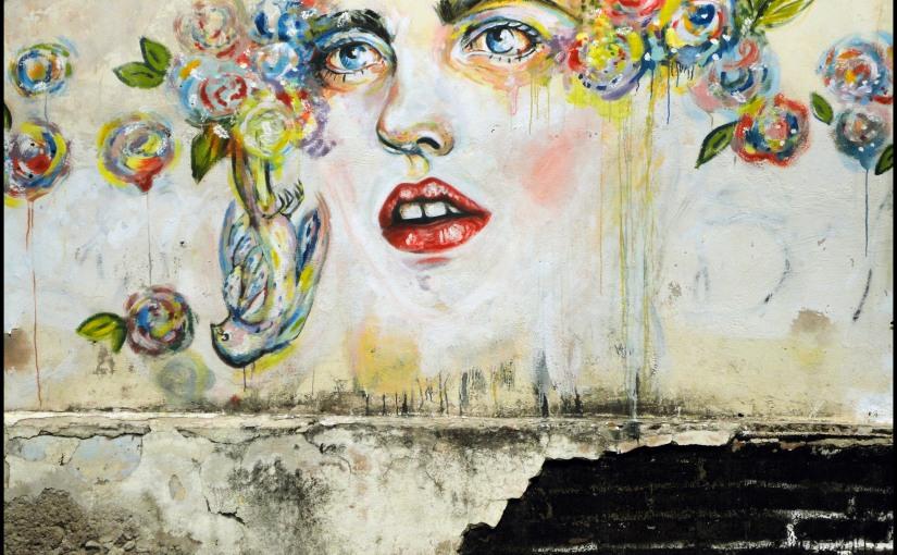 Day 08: Graffiti