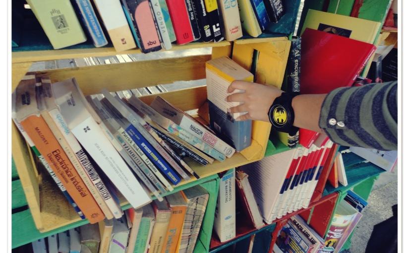 """Donación e intercambio en la """"Biblioteca de Intercambio"""""""