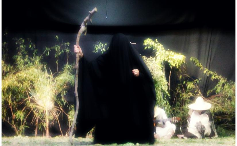 Obra de teatro: Héroes Inútiles   ITHHermosillo