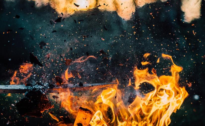 [Cuento] El origen del fuego y elagua
