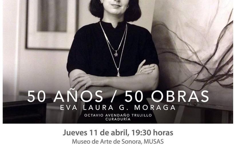 """La deambulación del cuerpo en """"50 años/ 50 obras"""" de Eva LauraMoraga"""