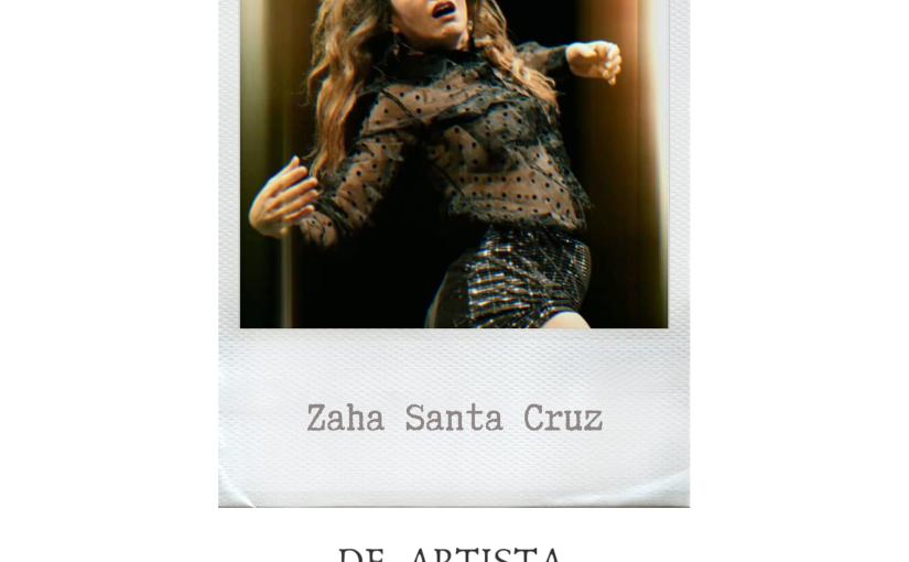 Episodio 5- Zaha Santa Cruz(Bailarina)