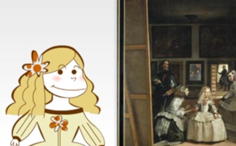 Obras de arte comentadas para público infantil[Videos]