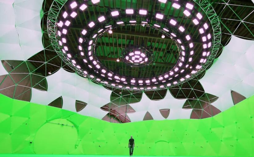 El video volumétrico y las narrativas inmersivas en el cine del futuro[Video]
